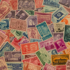 3¢ Stamps