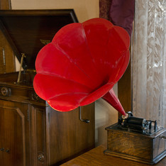 Edison Phonograph, Glenwood Springs
