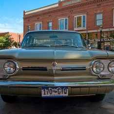 Grand Junction Fuoco Car Show 2019