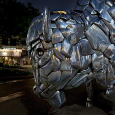 Chrome Buffalo
