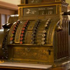 Cash Register, Hotel Colorado