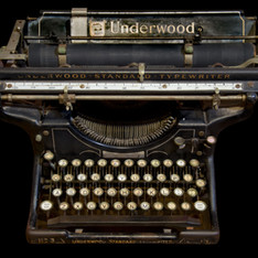 Underwood Typewriter