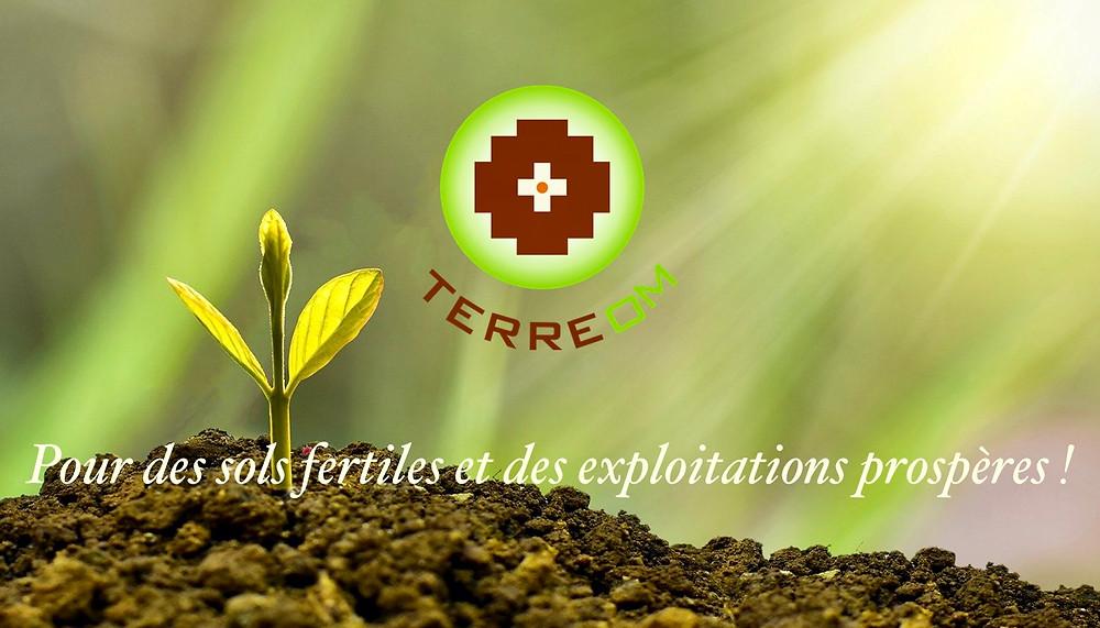 Chez TERREOM, nous proposons des formations pour permettre aux exploitants de développer leurs compétences pour améliorer la fertilité des sols, faire progresser les performances de leur exploitation tout en évoluant vers l'agroécologie. Notre objectif est rendre les exploitations prospères et les sols fertiles.