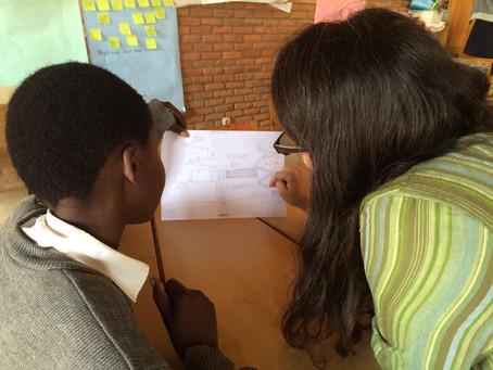 Sara's Architectural Visit to Rwanda