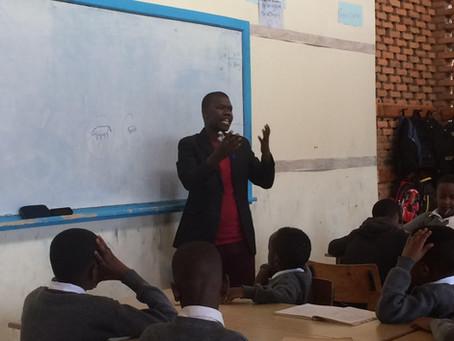 Teacher Spotlight: Evariste Habonimana