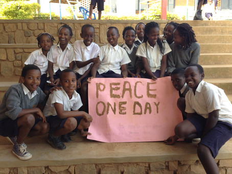 International Day of Peace, 2016