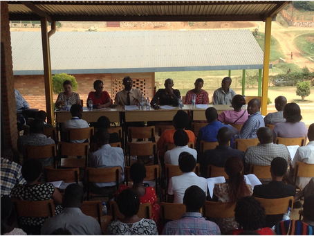 Parents praise quality of education in Umubano Primary School
