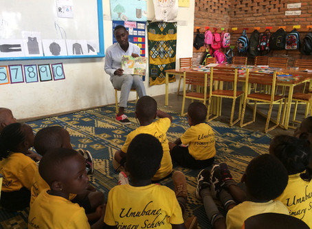 Teacher Spotlight: Aimable Hareremana