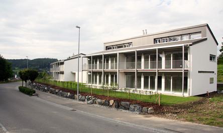 Überbauung Längiwies, Bichwil
