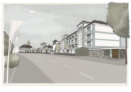 Erweiterung Hotel & Spa, Bad Horn