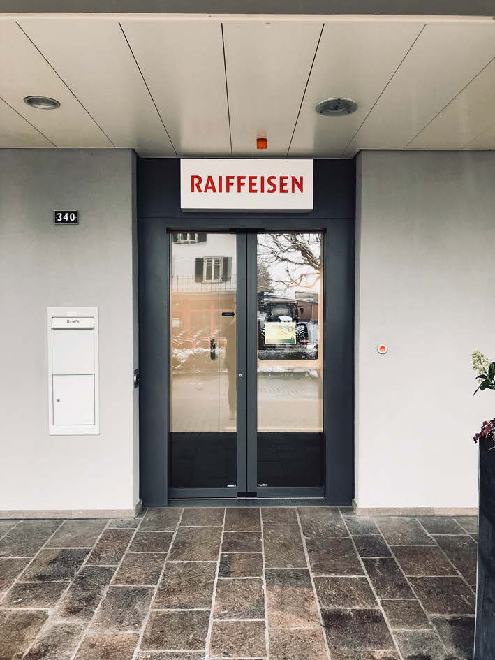 Raiffeisenbank 24h Zone, Arnegg