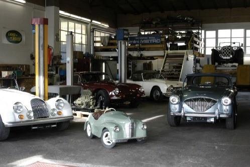 Erweiterung Classic Car Connection