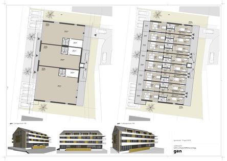 Neubau Wohnhaus, Arnegg