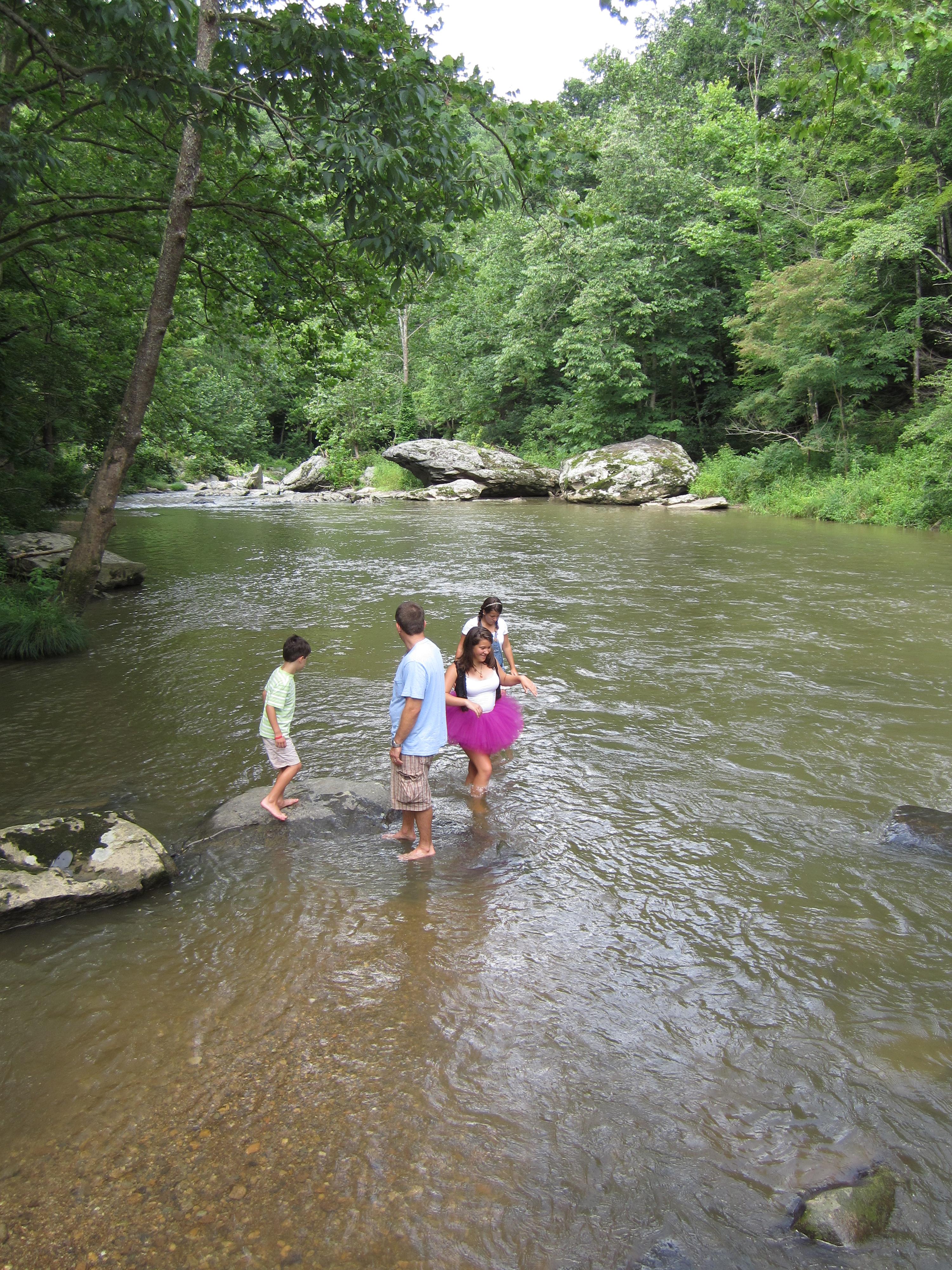 Laurel Creek Falls