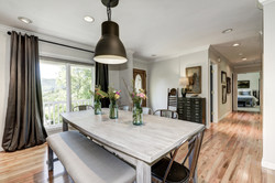 Dining Room with Valley Views