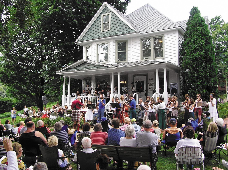 The Jones House Music