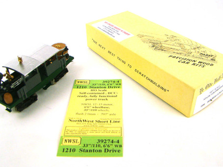 Vintage Hommer Climax Build, Motorization & Lighting