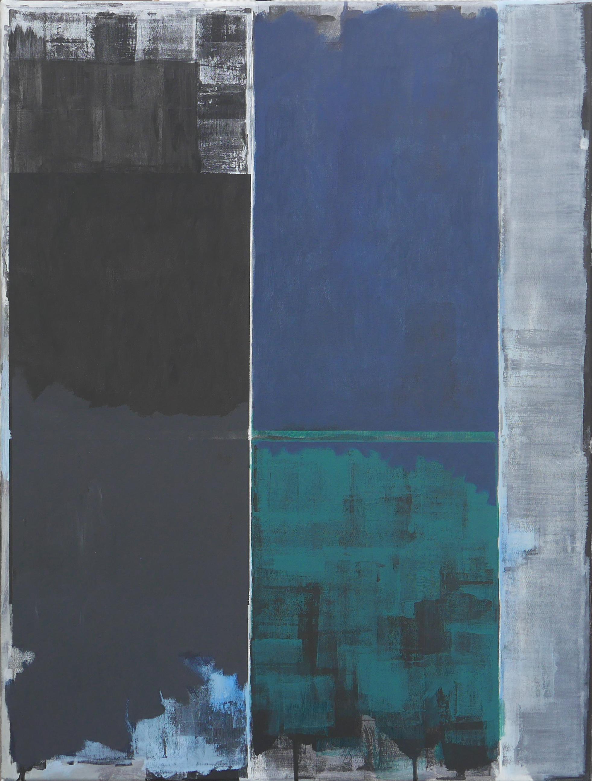 Vertigo. Acrylic on canvas, 800 X 600