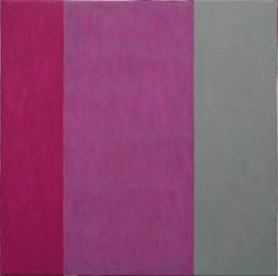 Tranquillity. Acrylic on canvas, 600 X 600