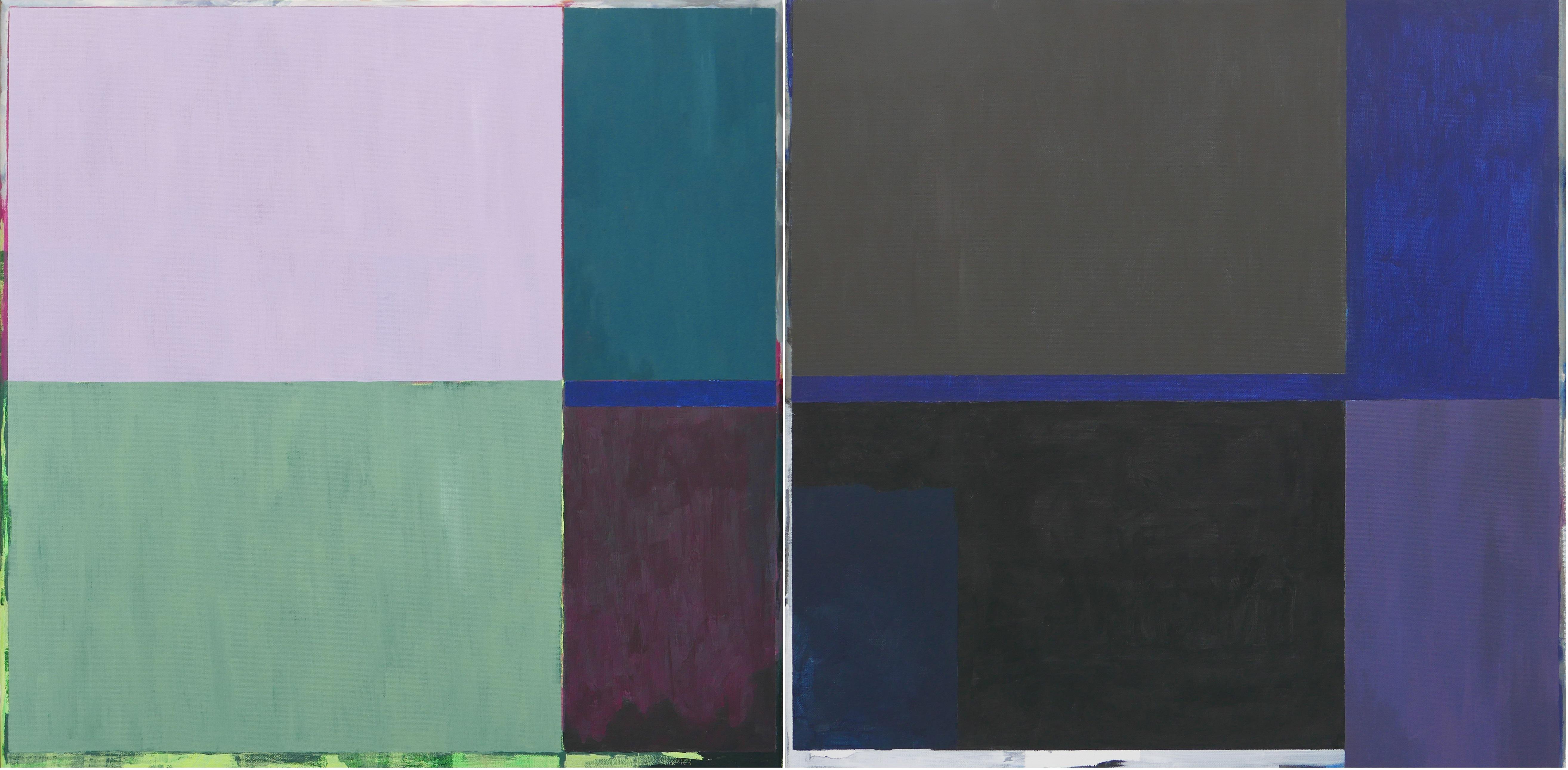 October. Acrylic on canvas, 600 X 1200