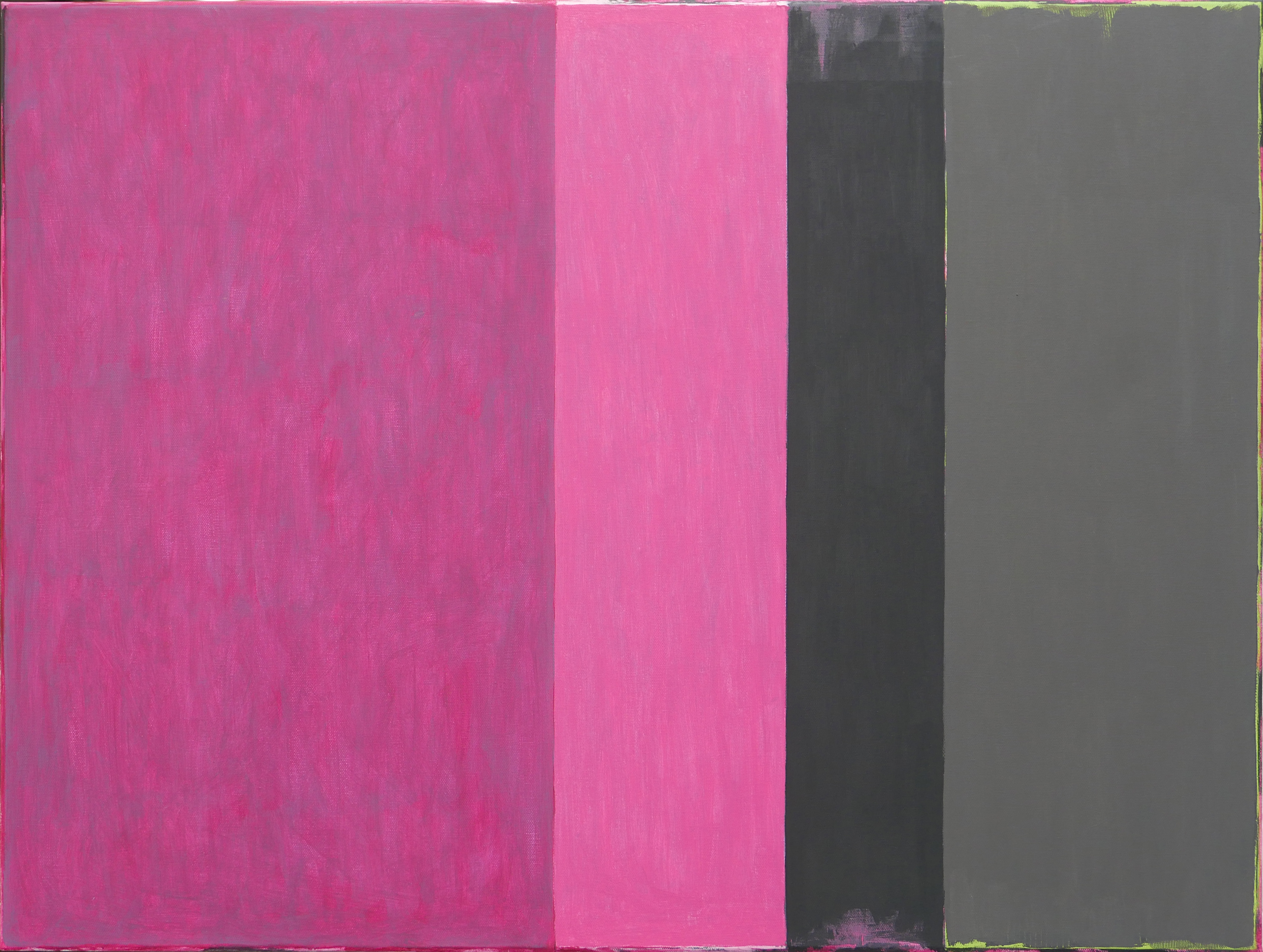 Equinox. Acrylic on canvas, 600 X 600