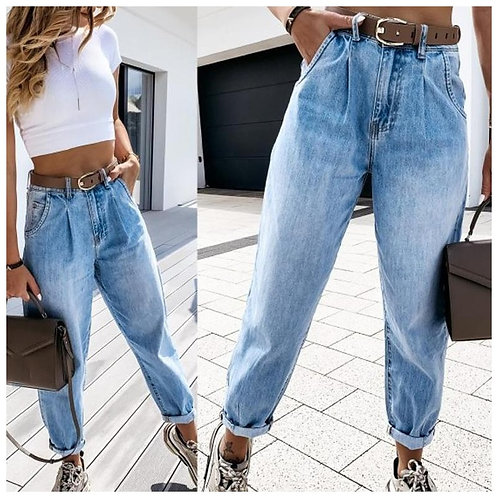 Boyfriend Mom Jeans