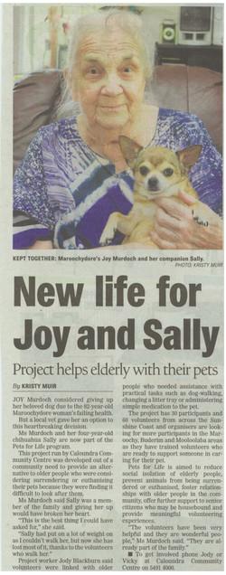 Sunshine Coast Daily 28th September 2013