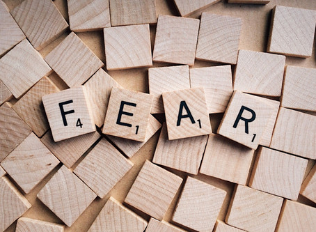 What Are You Afraid Of? 5 Simple Tips to Overcome Your Fears
