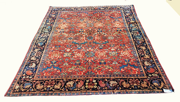 Antique-Meshkabad-Mahal-rug-carpet-iran-persia-