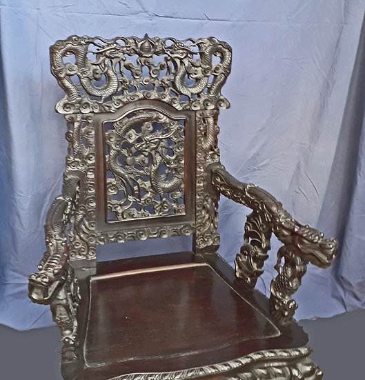 Antique Chinese Arm Chair