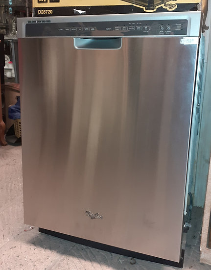 Whirlpool Stainless Steel Dish Washer