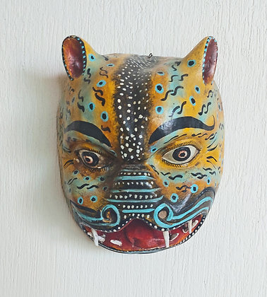 Michoacan Jaguar Mask, Ocumichu