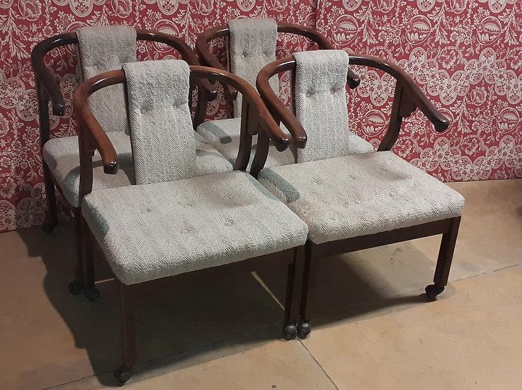 Pair of Bernhardt Arm Chairs