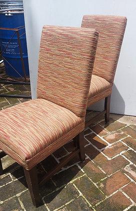 """4  Kellex Dining Room  Chairs,  37"""" tall,  18"""" Seat Width"""