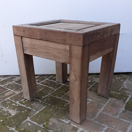 Mesquite Table for Exterior