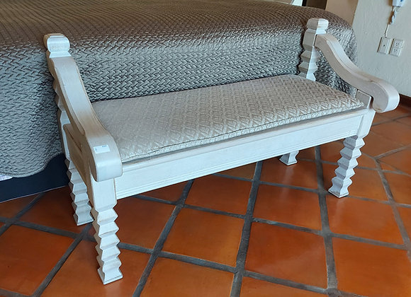 Drexel-Heritage-Slipper-Bench