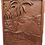 Thumbnail: Original Roberto de la Selva Bas Relief Mahogany Panel, signed