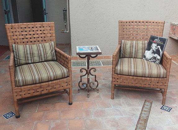 Rattan-chairs-vinyl-wicker-sunbrella-fabric