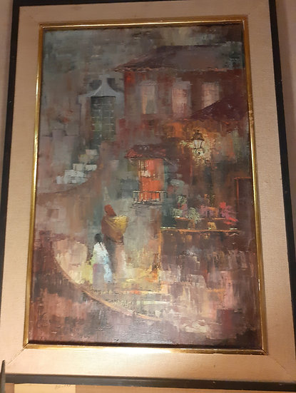 Antonio-Vasquez-Parra-Taxco-Mexico-oil-canvas