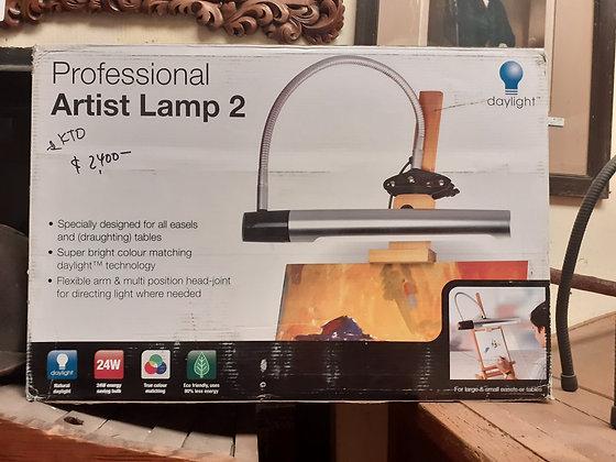 Daylight Artists Easle Lamp