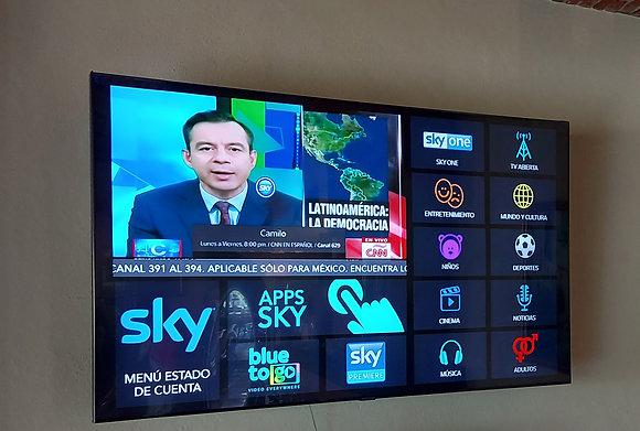 "65"" Q90R QLED Smart 4K UHD TV, Samsung HW-Q80R 370W Soundbar"