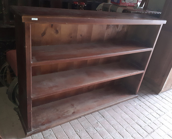 Mexican Rustic Bookcase