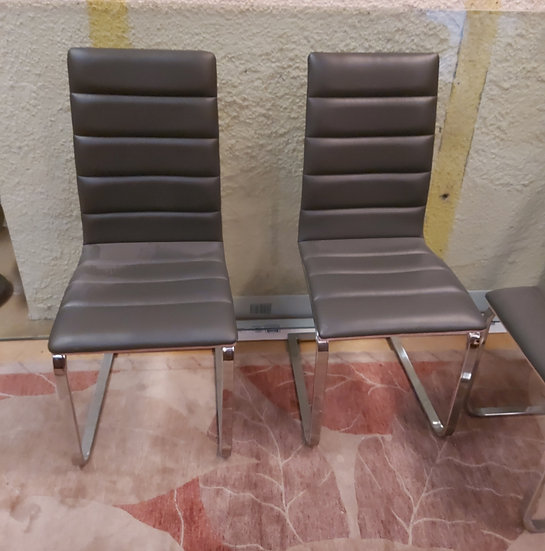 cantilever-chairs-set-of-6-chrome-base-laminated-wood-seat