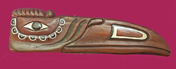 Haida Carved Eagle