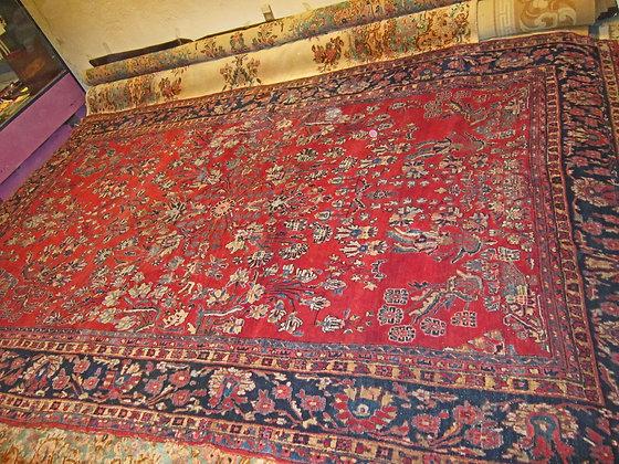 Sarouk Carpet, Semi-Antique, Iran