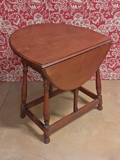 Maple Drop Leaf Serving Table