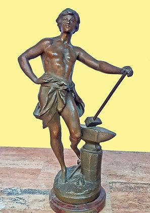 Auguste Moreau Sculpture