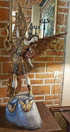 wood-carving-estofado-archangel-miguel-michael