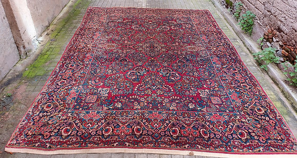 """Royal Sarouk Rug, 11' 10"""" x 8' 7"""". Ex. condition. New Arrival!"""