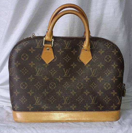 Original VUITTON Alma Bag